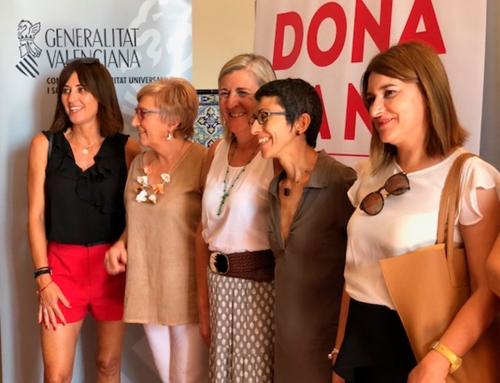 Presentes en la campaña de verano 2018 del Centro de Transfusión de Sangre de la Comunitat Valenciana (CTCV)