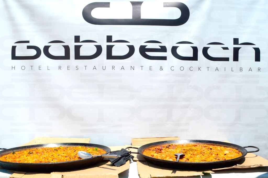 paella - gabbeach